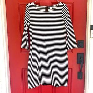 Black & White Striped Dress!